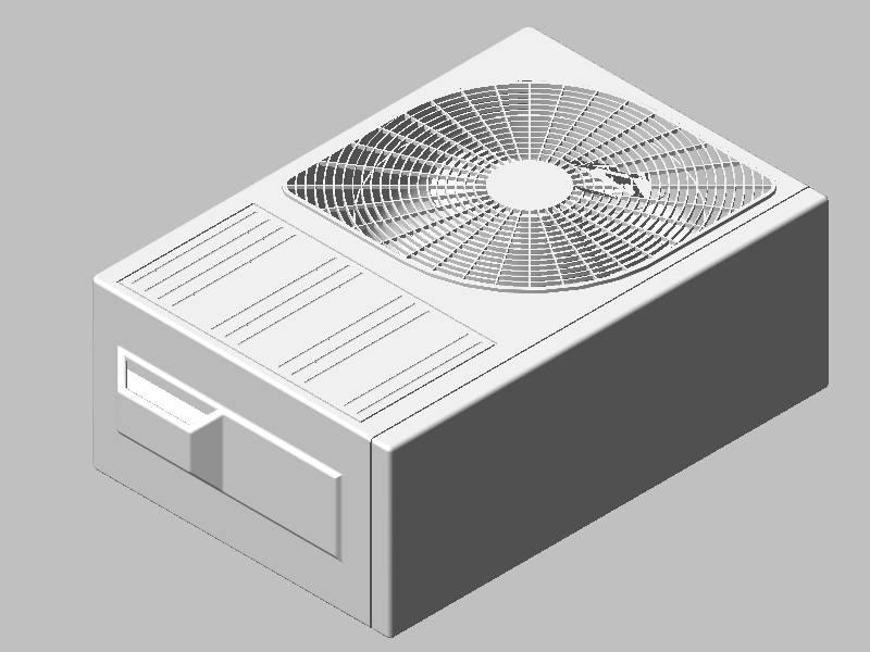 空调外机噪音大—空调外机噪音大怎么办