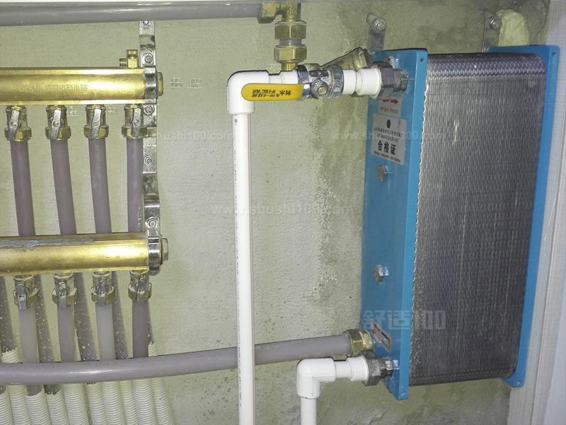 地暖换热器
