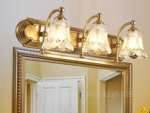 欧式卫生间镜前灯品牌—欧式卫生间镜前灯有哪些品牌