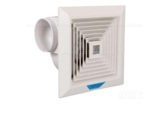 卫生间排气扇—卫生间排气扇怎么安装