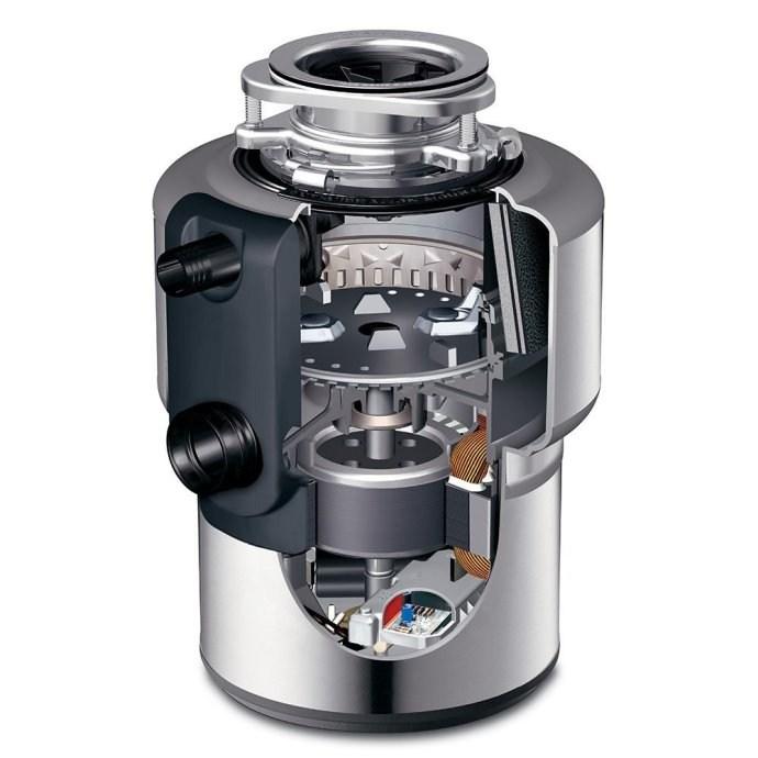 厨房垃圾处理器—厨房垃圾处理器效果怎么样