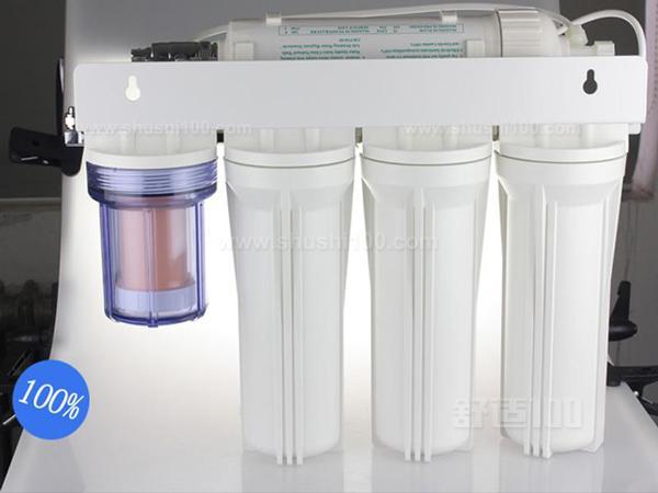 尚赫净水机滤芯安装过程详解