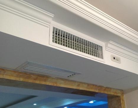 麦克维尔中央空调清洗方法—麦克维尔中央空调咋清洗