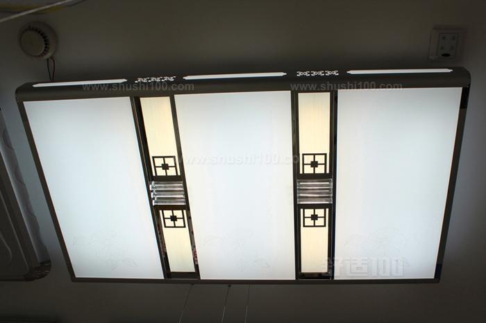 客厅长方形吸顶灯的安装—客厅长方形吸顶灯怎么安装