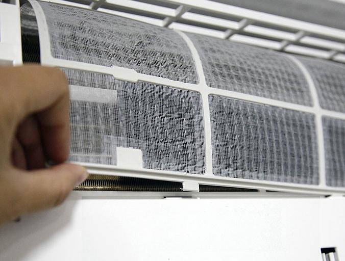 空调过滤网清洗方式—如何清洗空调过滤网