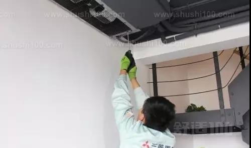 干货   三招掌握中央空调过滤网清洗方法