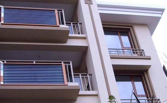阳台壁挂式太阳能怎样—阳台壁挂式太阳能好不好