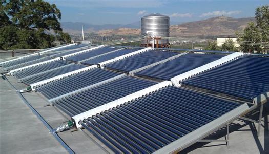 太阳能热水器的原理—太阳能热水器工作原理讲解