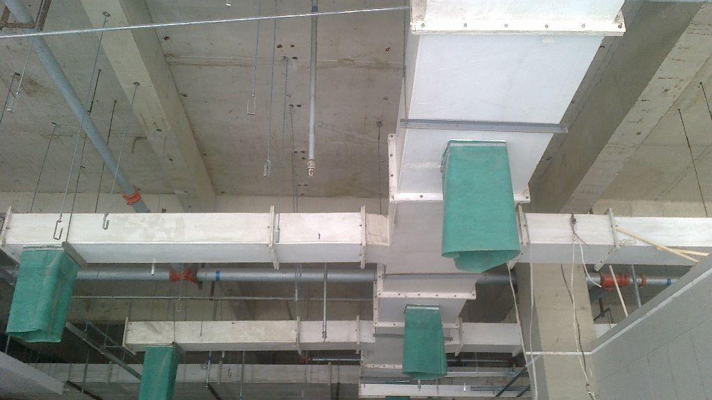地下室通风系统—地下室通风系统原理介绍