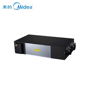 美的(Midea)新風系統XKJG250/QR家用雙向過濾式全熱新風機