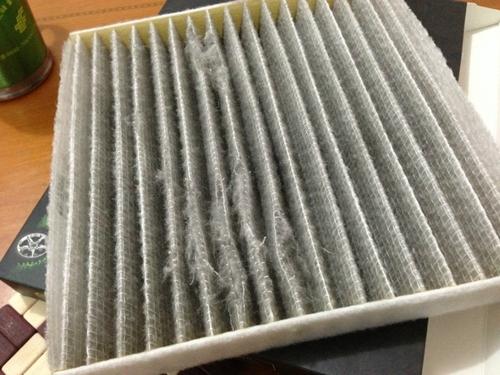 空调过滤网清洗图解—空调过滤网怎么清洗