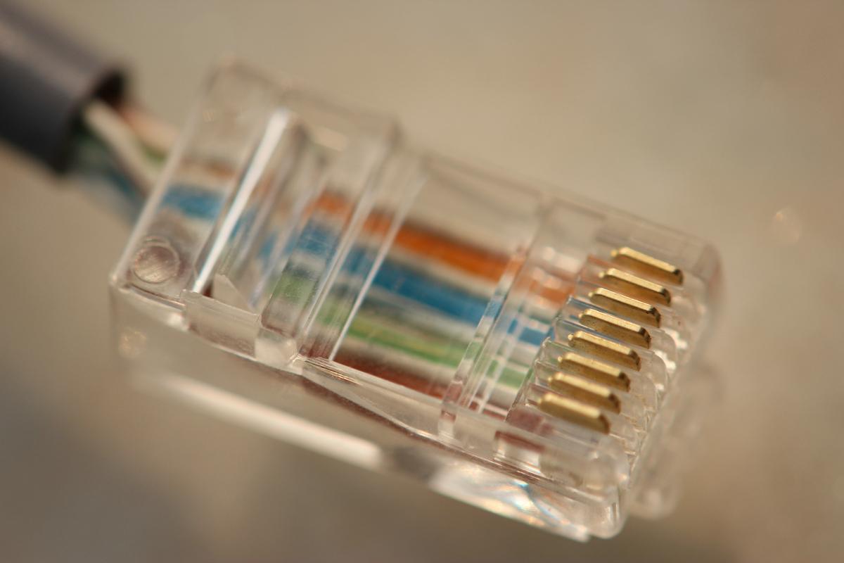 网线水晶头接法图解大全 网线水晶头使用注意事项