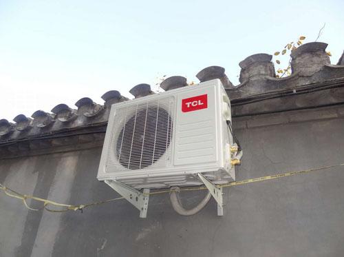 空调外机结霜什么原因—空调外机为什么结霜