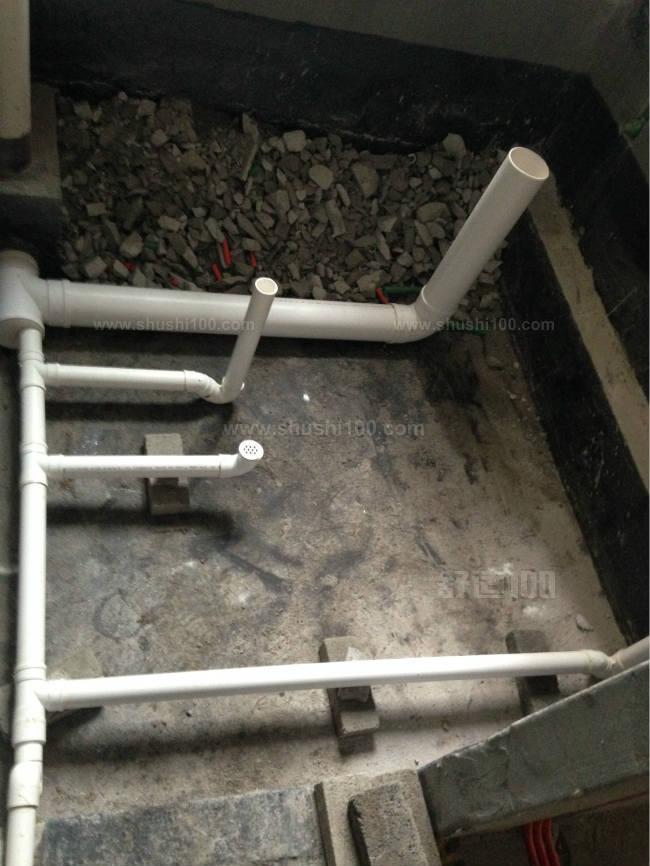 廁所排污管漏水