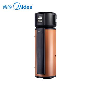 美的(Midea) 空氣能熱水器家用一體機 睿泉系列 190L