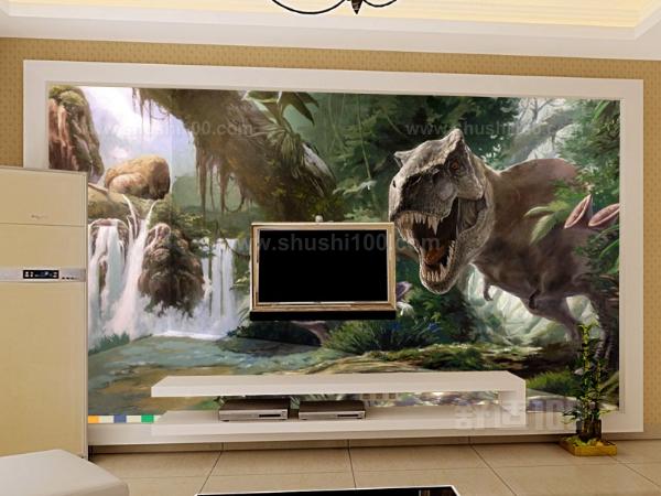3d电视背影墙效果图—3d背景墙的装饰效果不可估量
