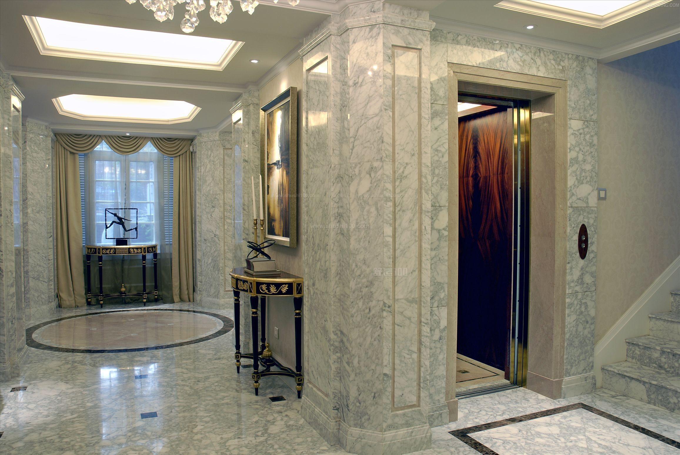 4层别墅电梯钱,v别墅别墅的价格有哪些贷款因素东丽区图片