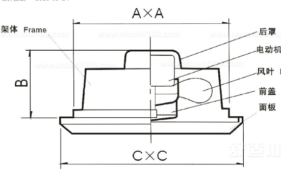 1、换气扇与通风口的关键位置:局部换气时,由于换气对象的空间小,尽量把通风口设置在离换气扇近的地方,减少对其他方面的影响。整体换气时,尽量在远离换气扇的位置设置供气口。   2、在卫生间安装换气扇:在卫生间等安装换气扇时,必须设置通风口。适用于厕所、净化间、机械冷却等。   3、在半密封型燃烧器具的房间安装换气扇:在寒冷的地方,安装暖炉如果没有合适的通风口时,一旦运转换气扇,烟囱就变成通风口,废气体倒流室内很危险。适用于伙房、烧水房、咖啡屋等。   以上就是换气扇安装方法和最佳的换气方式,相信通过我的