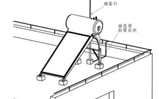 太阳能热水器安装—太阳能热水器安装方法和详细步骤