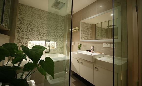 浴室隔断玻璃门