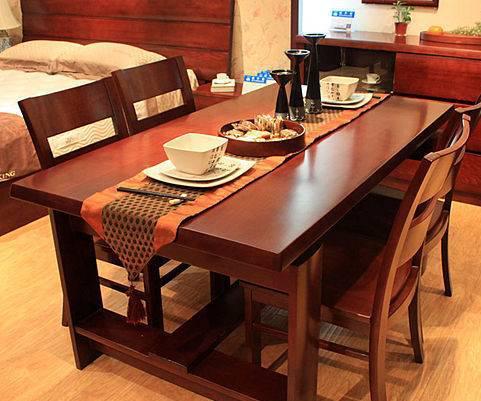 家具百科 餐桌怎么选以及风水讲究    餐桌的原意,是指专供吃饭用的