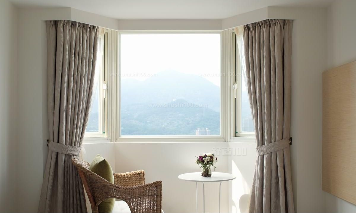 斜窗窗帘做法_窗帘材质哪种好—窗帘材质的种类有哪些