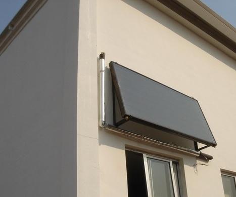 壁挂太阳能管道安装图—壁挂太阳能管道怎么安装
