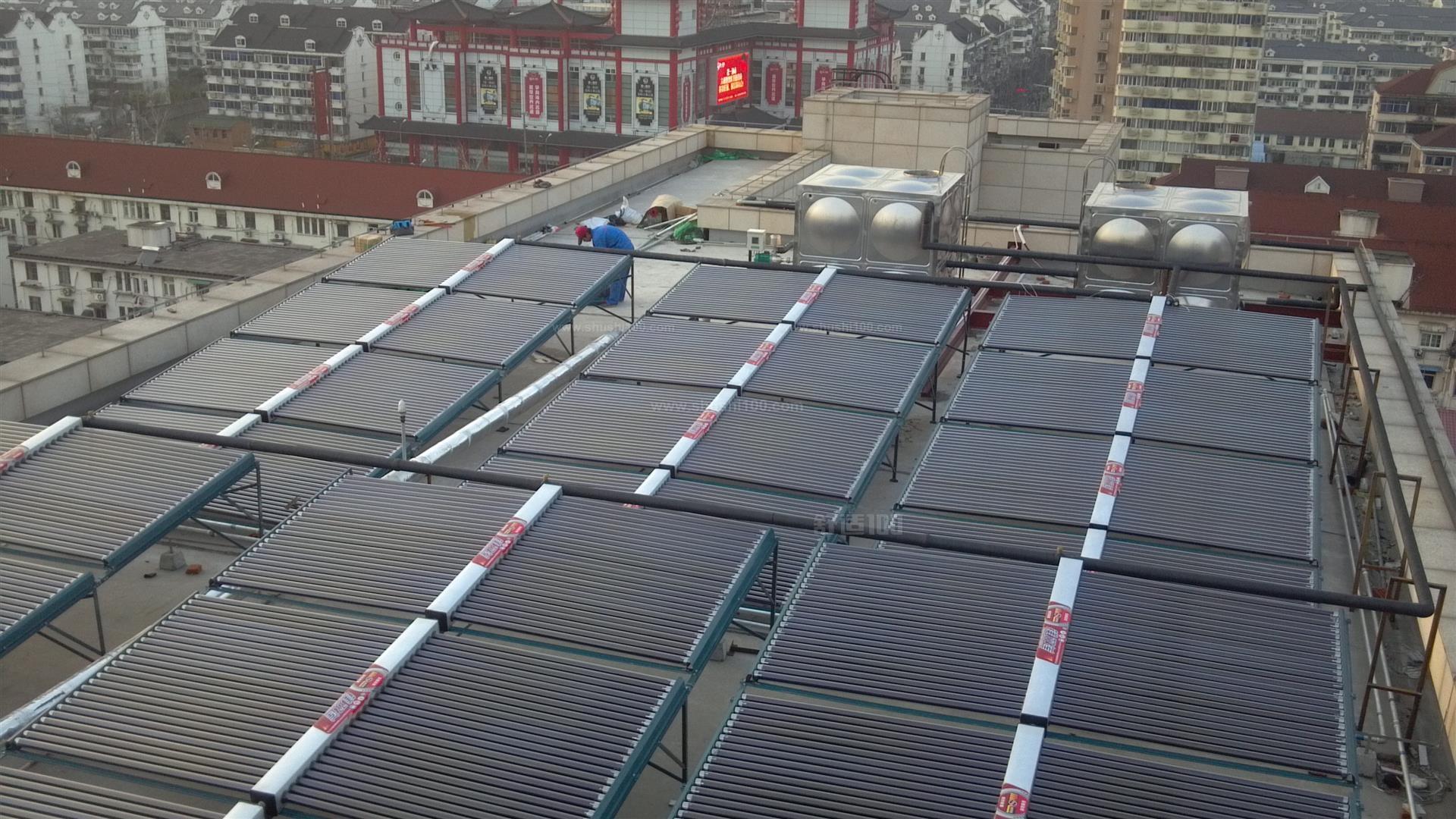 壁挂太阳能