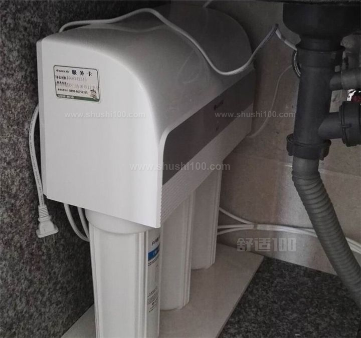 格力超滤净水机