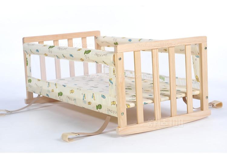 好孩子的婴儿床好吗