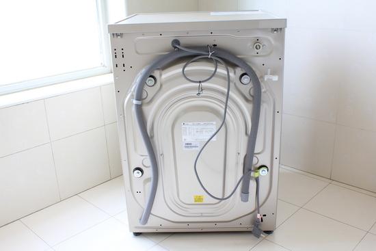 全自动滚筒洗衣机工作原理