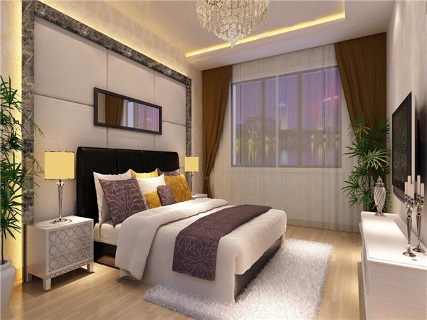 卧室的灯安在什么位置—卧室灯安装在哪里