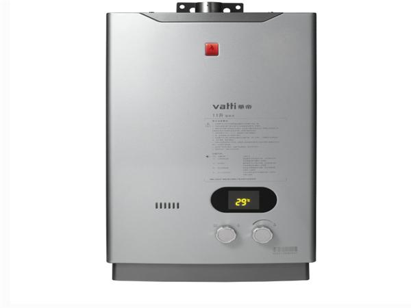 华帝燃气热水器价格说明图片