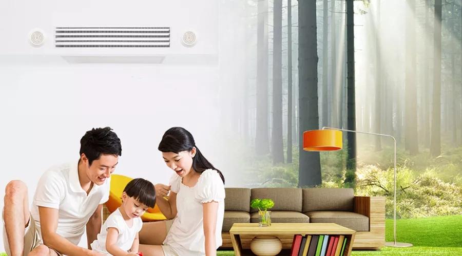 持续4年中央空调市场第一的品牌,为什么是TA?