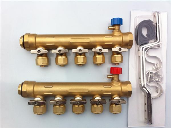 进口地暖分水器品牌—地暖分水器的选购技巧是什么