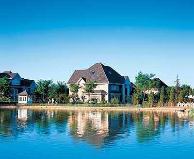 北京·碧水庄园|霸道总裁的高端别墅舒适生活