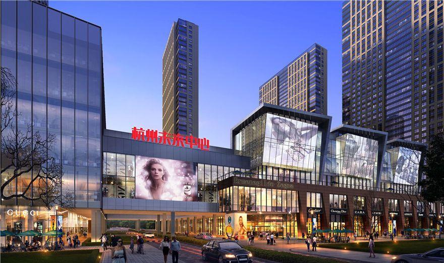 杭州·奧克斯杭州未來中心|為你打造一個舒適100分的居住環境