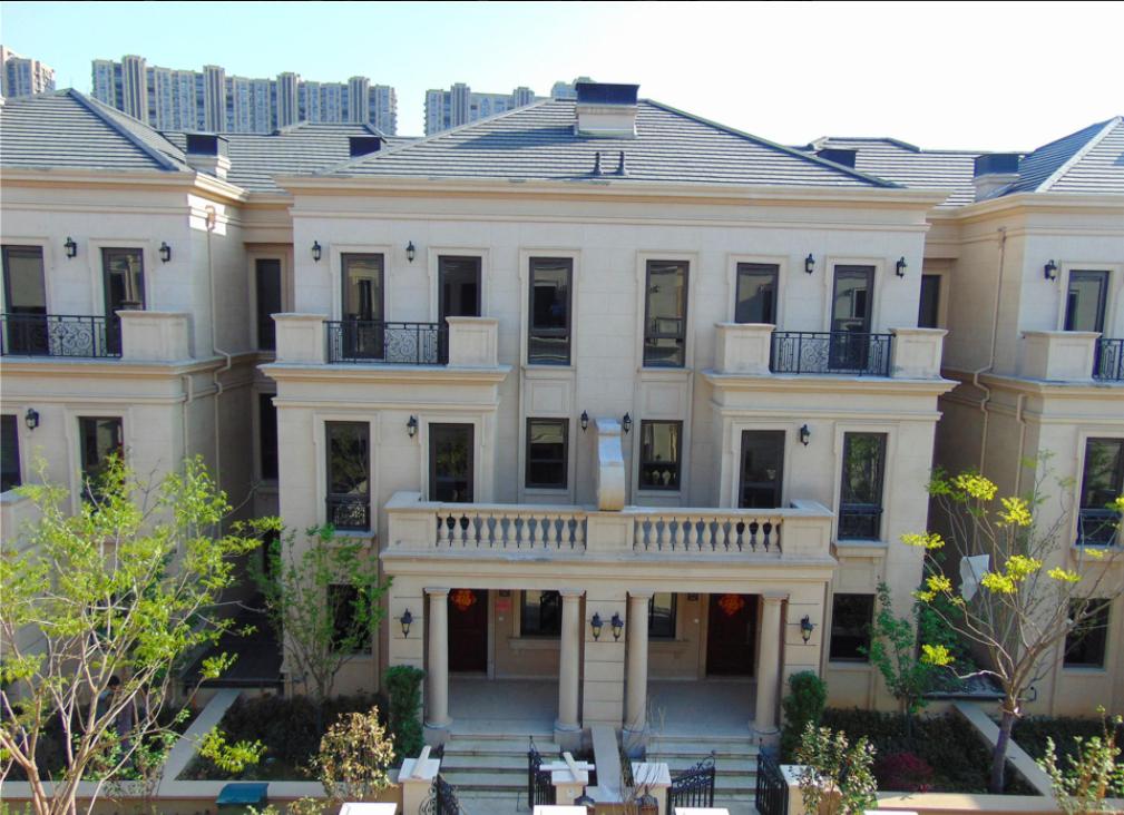 杭州·绿城小镇荣锦苑|一体化的集成系统,打造高端别墅的舒适生活