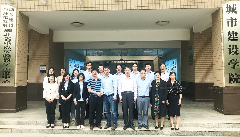 舒适100与武汉科技大学校企合作,共建环境智能研发中心