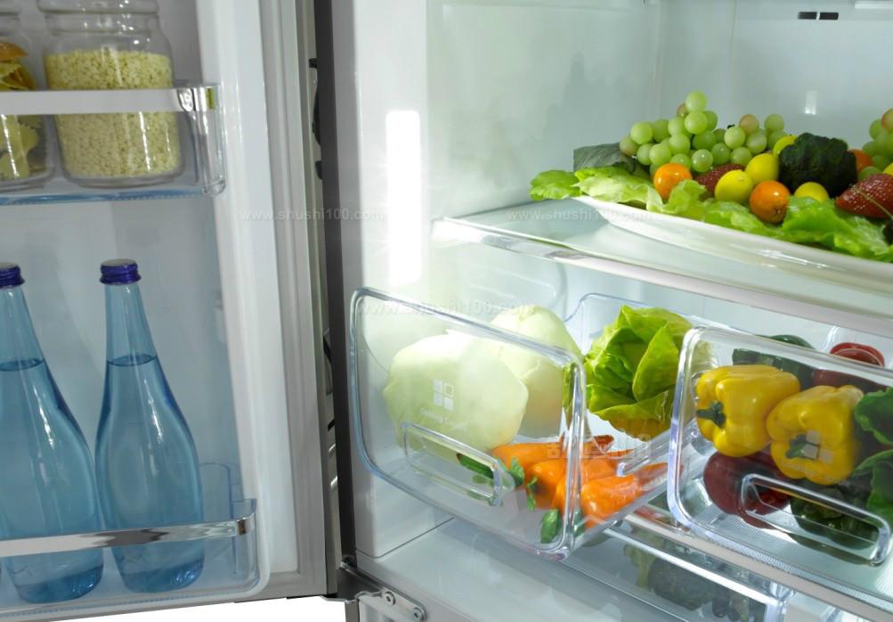 冰箱除冰小竅門