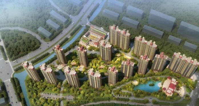 杭州·恒大瀾玉水晶熙園|空調地暖安裝實例