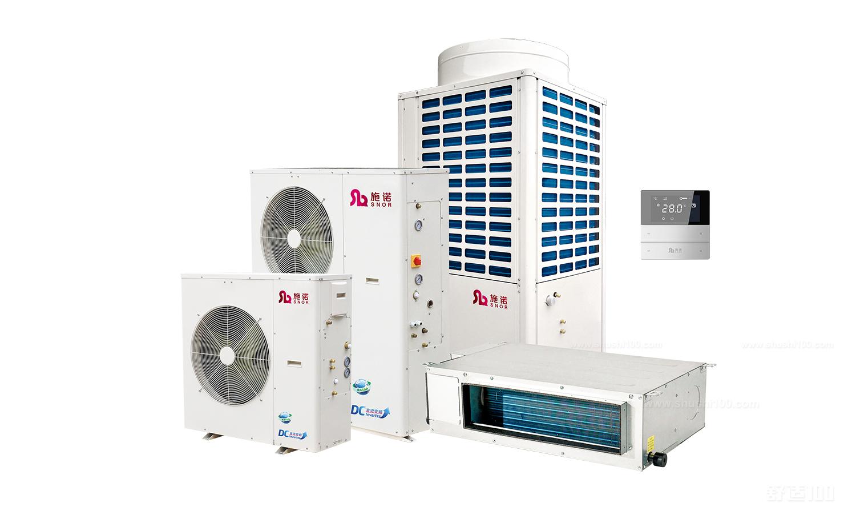 施诺空气源热泵系列全直流变频技术