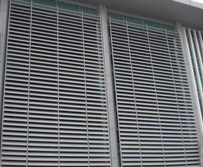 空调百叶窗尺寸标准—安装空调百叶窗注意事项