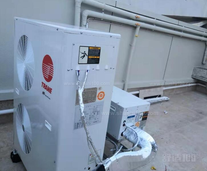 信阳·税务局家属院| 特灵中央空调,为您打造完美舒适家!