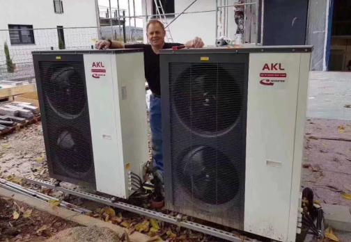 乐卡斯地暖空调一体机,乐卡斯热泵,乐卡斯打造超级静音冷暖生活!