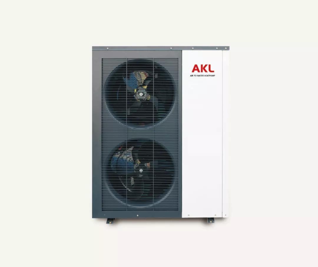 为什么德国乐卡地暖空调一体机系统,运行起来没有噪音?