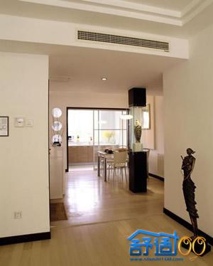客厅中央空调的设计 局部二级吊顶 松下传奇ⅲ 客餐厅套餐p