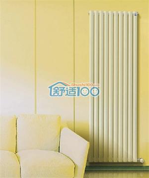 柱式暖气片效果图-客厅暖气片一般安装在沙发旁或客厅窗户下