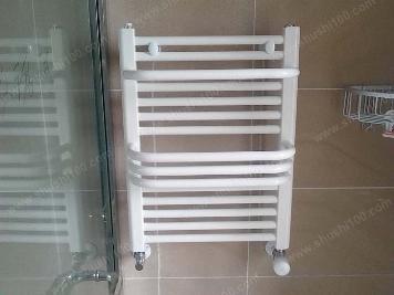 金海衛浴暖氣片安裝效果圖