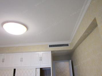 卧室中央空调装修效果图